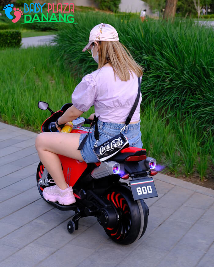 Xe moto điện trẻ em 900 9