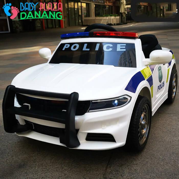 Xe ô tô cảnh sát cho bé JC-666 2