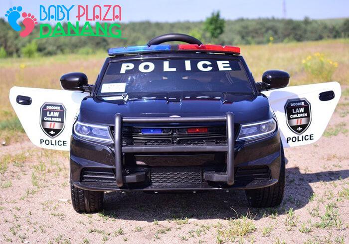 Xe ô tô cảnh sát cho bé JC-666 5