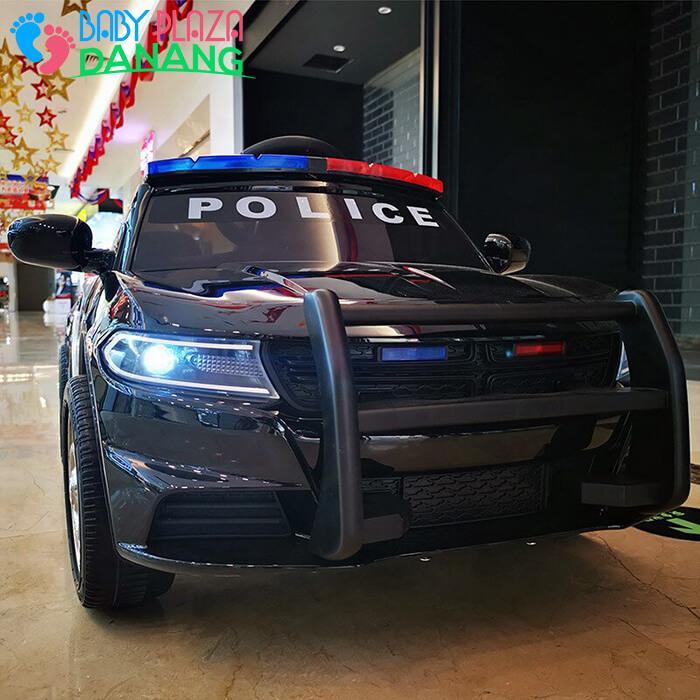 Xe ô tô cảnh sát cho bé JC-666 7