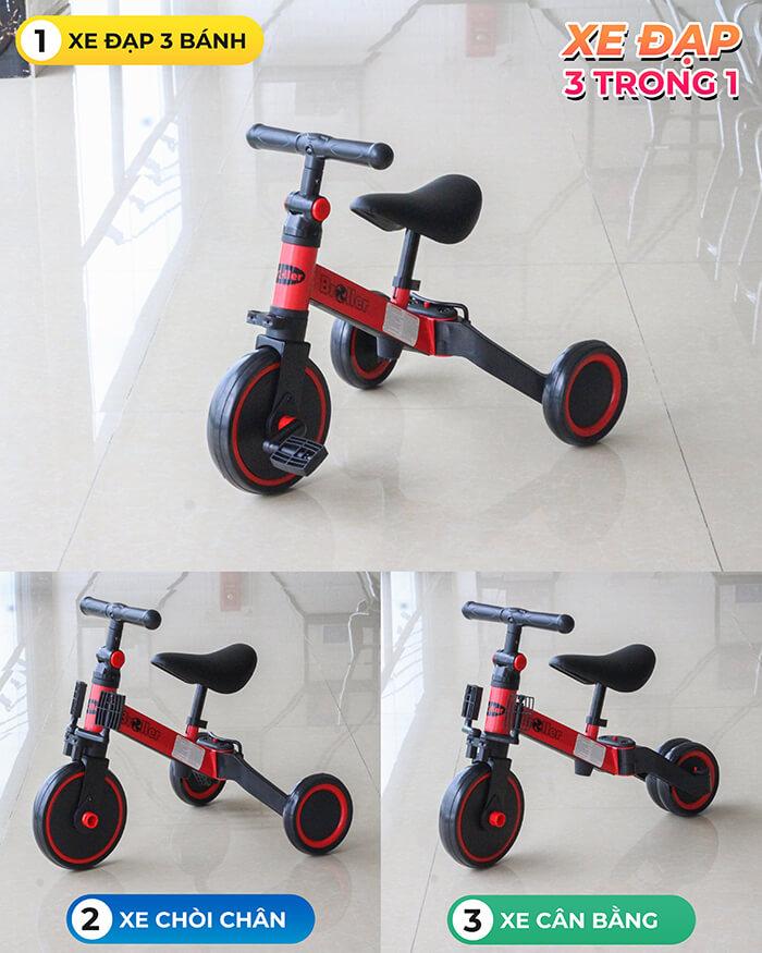 Xe đạp đa năng cho bé Broller AS006 3