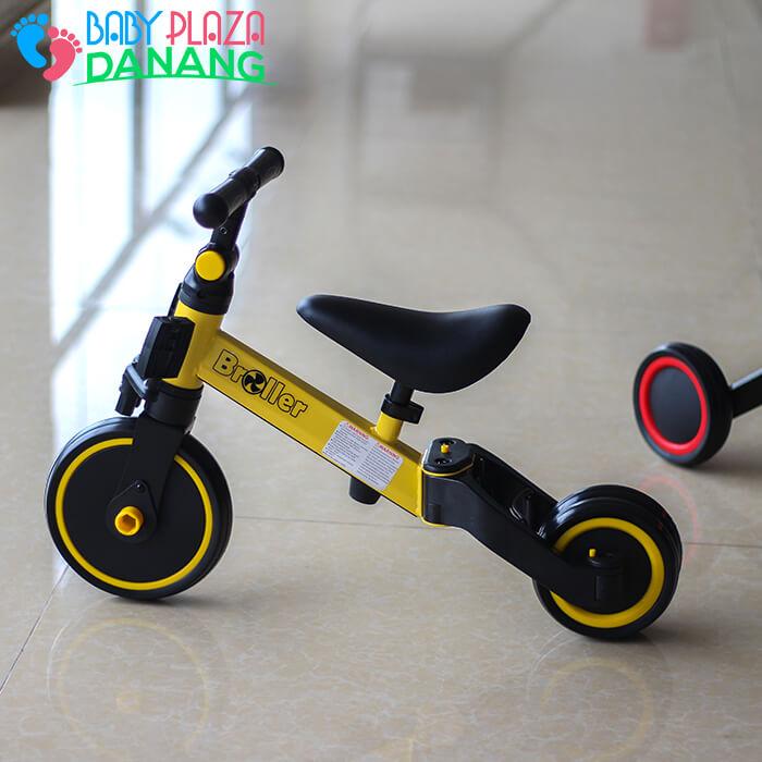 Xe đạp đa năng cho bé Broller AS006 7