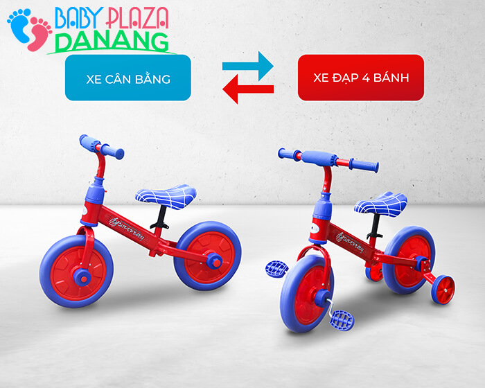 Xe đạp đa năng trẻ em JL101 15