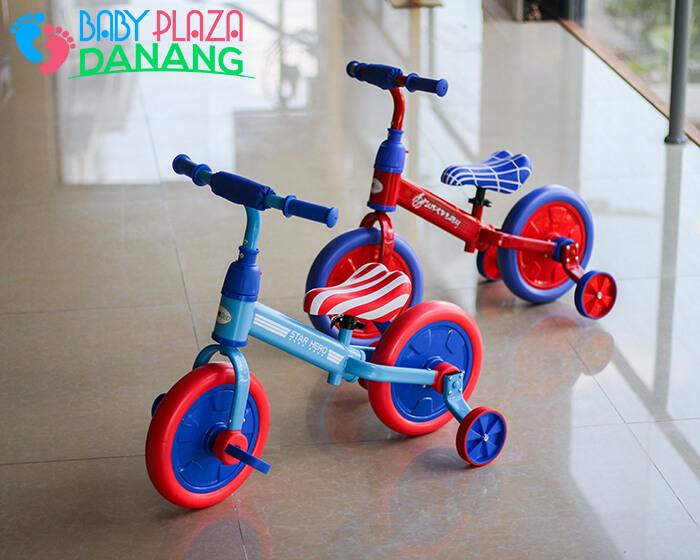 Xe đạp đa năng trẻ em JL101 2