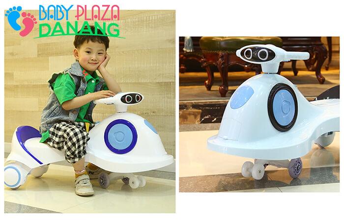 Xe lắc đồ chơi cho bé SZ007 3