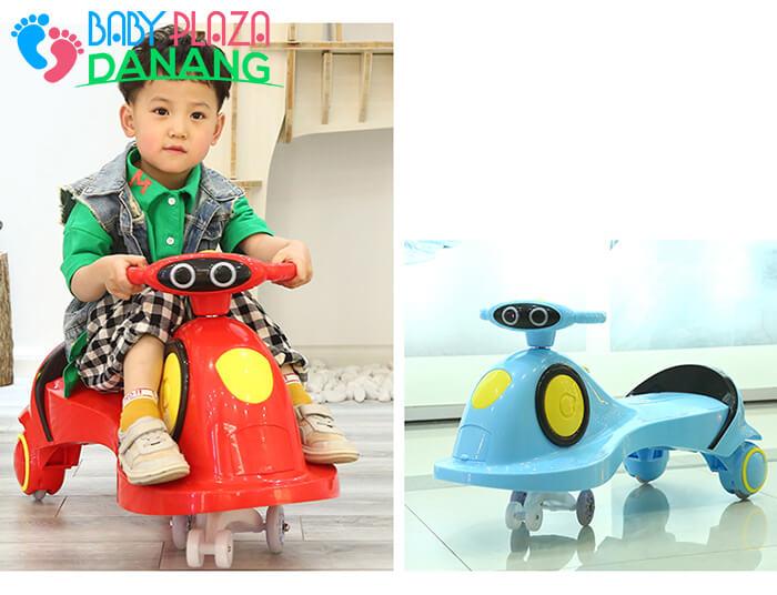Xe lắc đồ chơi cho bé SZ007 8