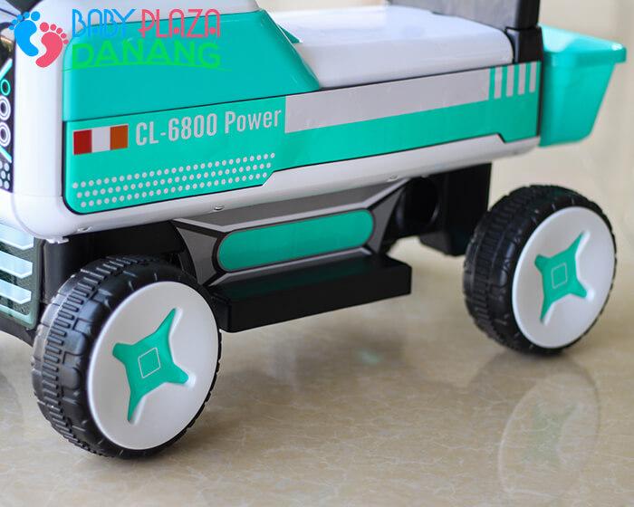Xe máy xúc chòi chân CL-6801 9