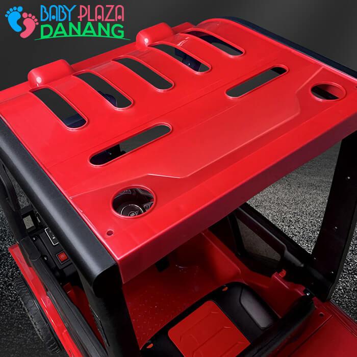 Xe nâng hàng chạy điện đồ chơi cho bé DLS-08 12