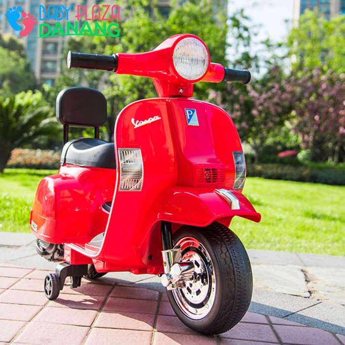 Xe máy điện trẻ em Vespa A008 PX150 2