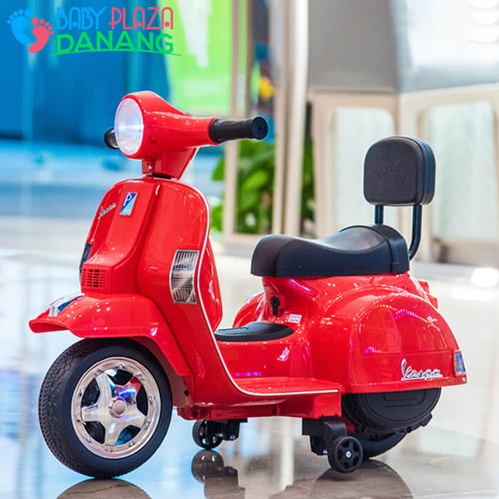 Xe máy điện trẻ em Vespa A008 PX150 3
