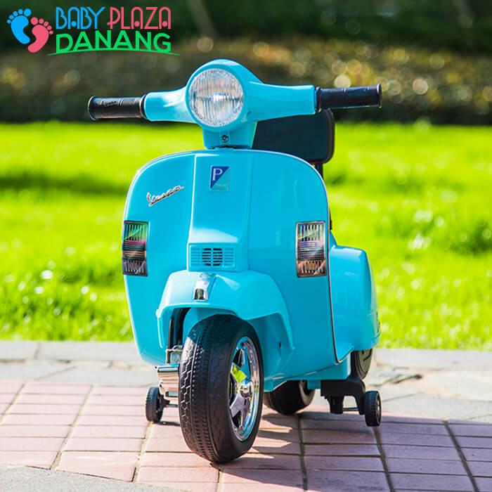 Xe máy điện trẻ em Vespa A008 PX150 4