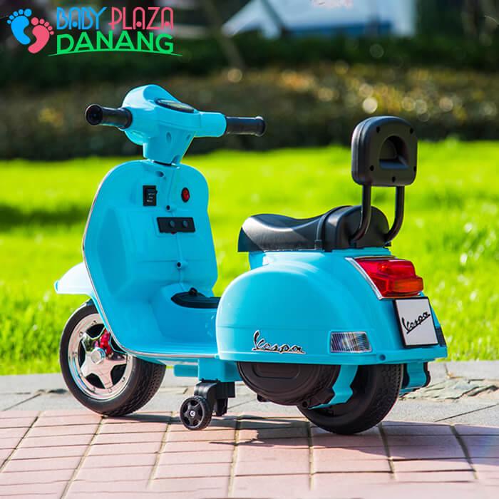 Xe máy điện trẻ em Vespa A008 PX150 5