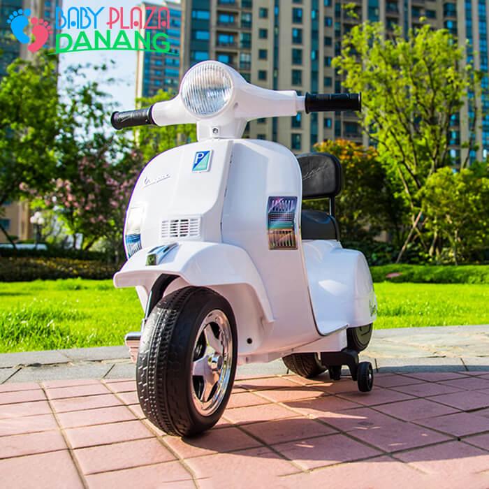 Xe máy điện trẻ em Vespa A008 PX150 6