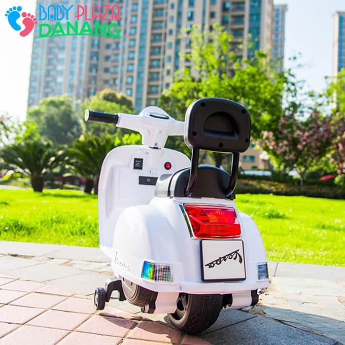 Xe máy điện trẻ em Vespa A008 PX150 7
