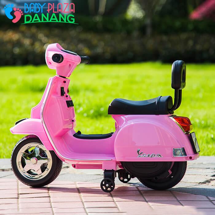 Xe máy điện trẻ em Vespa A008 PX150 8