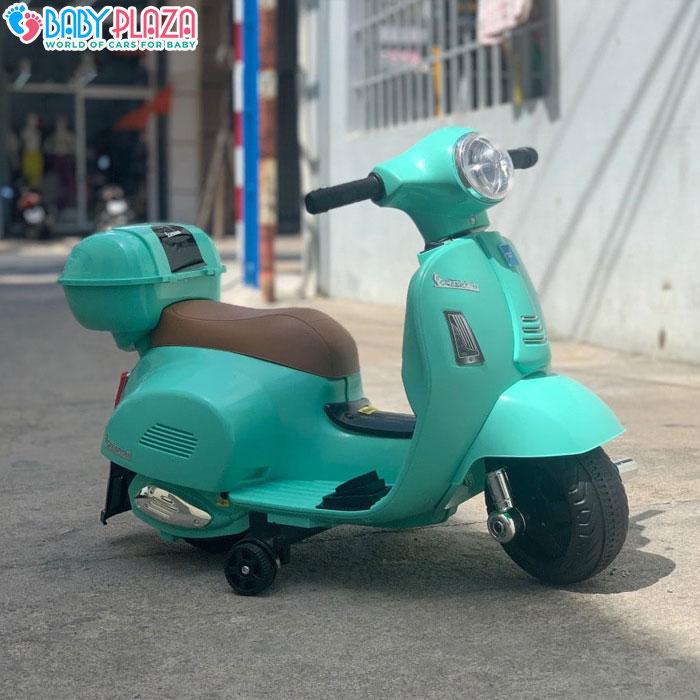Xe máy điện Vespa Q518 cho bé 2