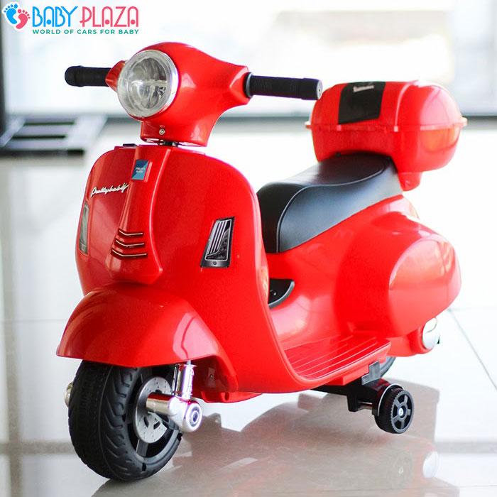 Xe máy điện Vespa Q518 cho bé 3