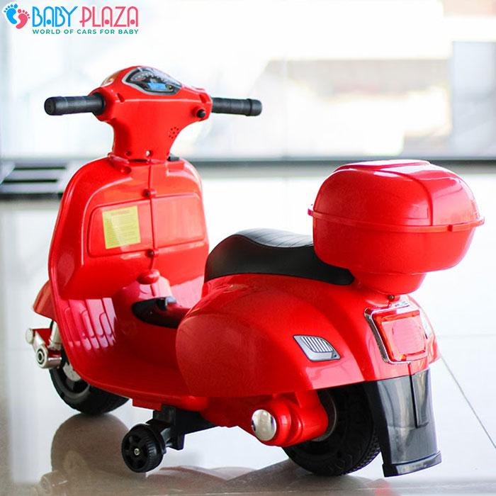 Xe máy điện Vespa Q518 cho bé 5