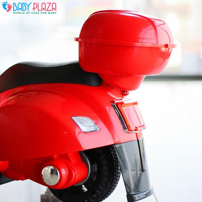 Xe máy điện Vespa Q518 cho bé 8