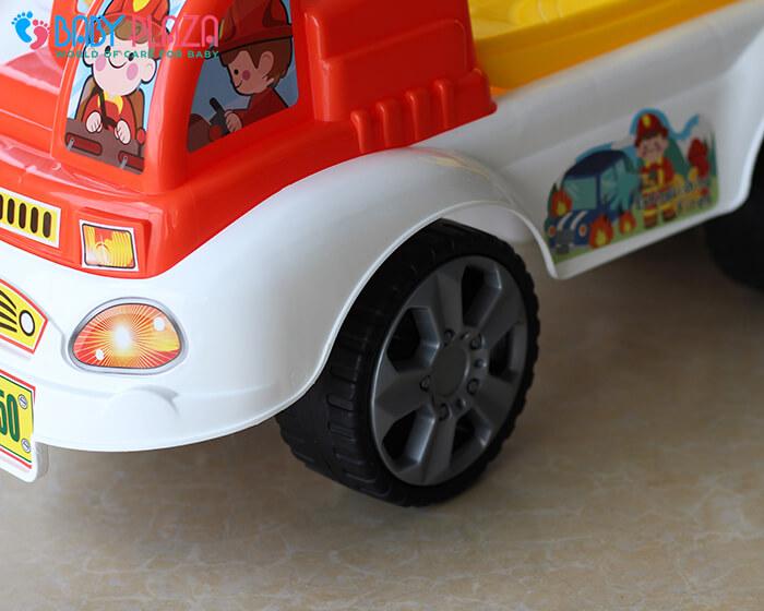 Chòi chân cho bé xe cứu hỏa QX3350 11