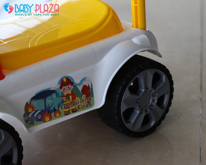 Chòi chân cho bé xe cứu hỏa QX3350 12