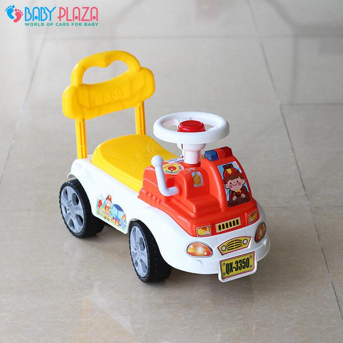 Chòi chân cho bé xe cứu hỏa QX3350 4