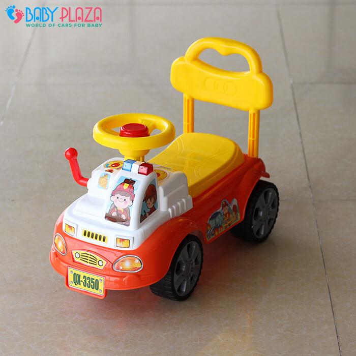 Chòi chân cho bé xe cứu hỏa QX3350 5