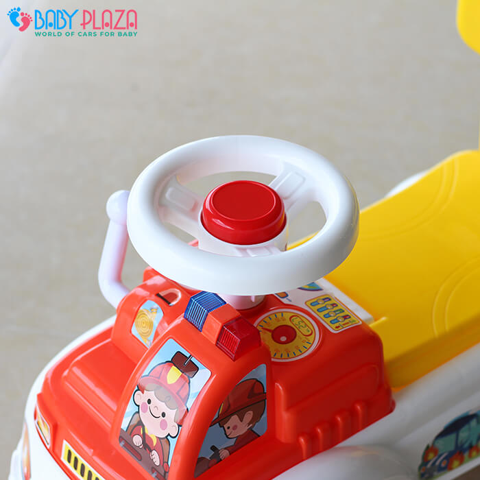Chòi chân cho bé xe cứu hỏa QX3350 7