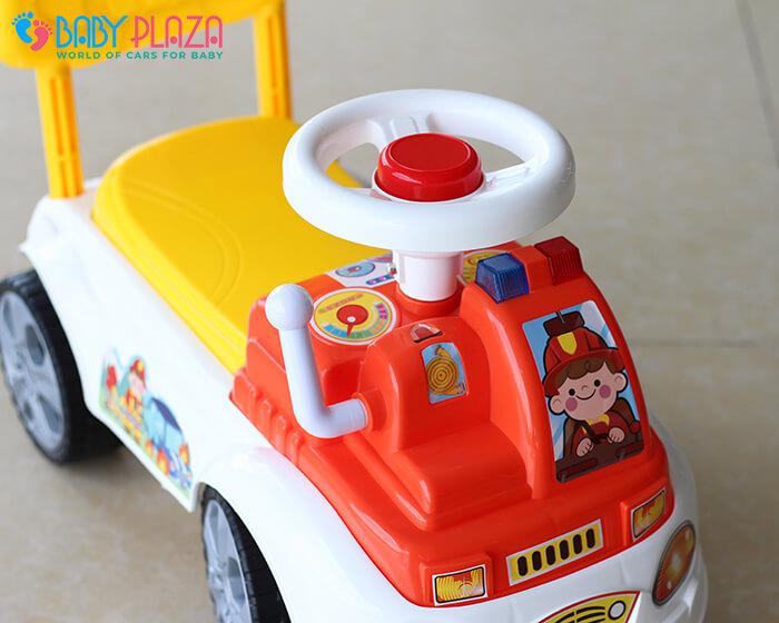 Chòi chân cho bé xe cứu hỏa QX3350 8