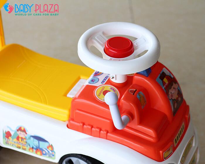 Chòi chân cho bé xe cứu hỏa QX3350 9