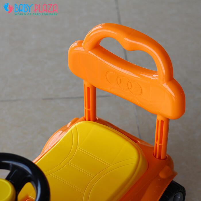 Chòi chân mô hình xe máy xúc QX3353 8
