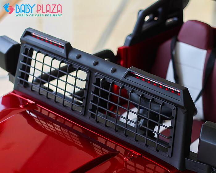 Ô tô điện Jeep khủng 2 chỗ ngồi LW-9199 10