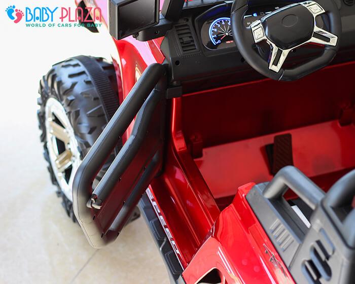 Ô tô điện Jeep khủng 2 chỗ ngồi LW-9199 12