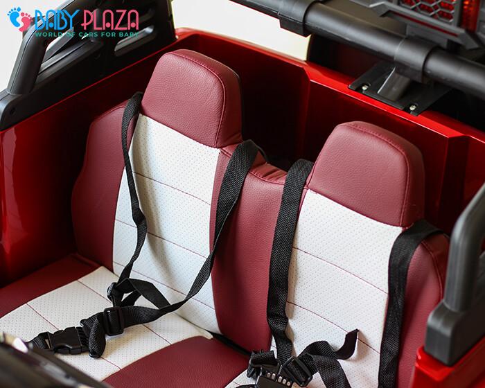 Ô tô điện Jeep khủng 2 chỗ ngồi LW-9199 13