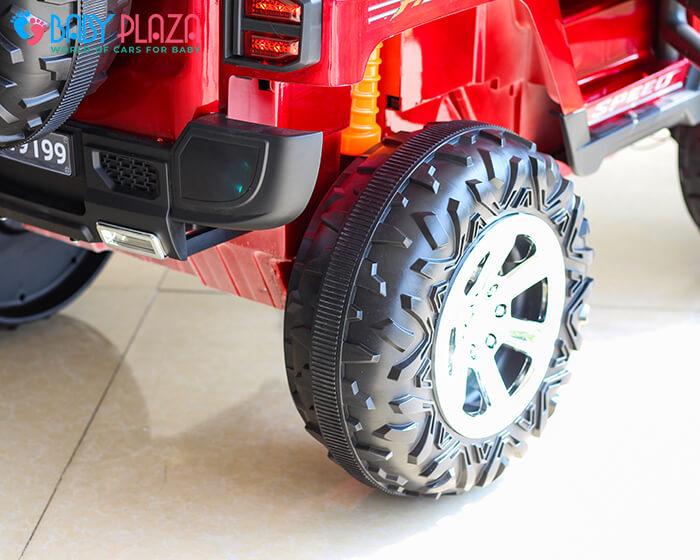 Ô tô điện Jeep khủng 2 chỗ ngồi LW-9199 16