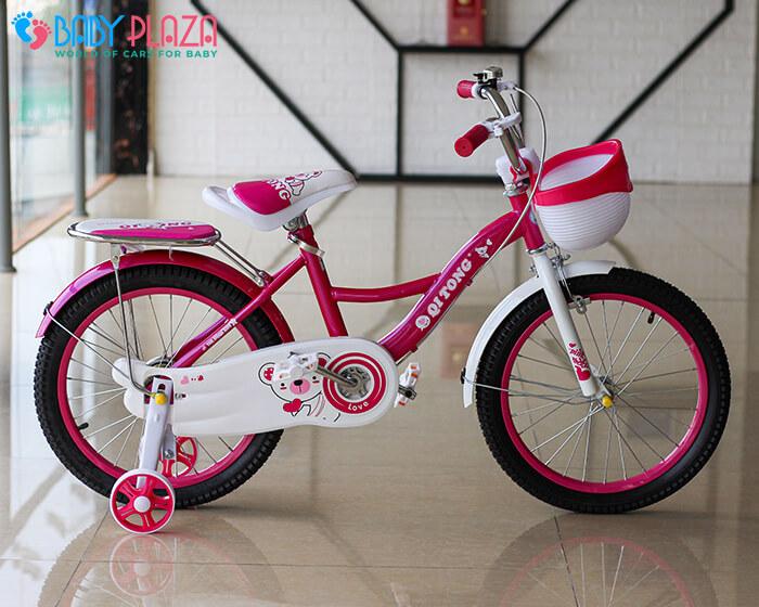 Xe đạp cho bé XD-070 8