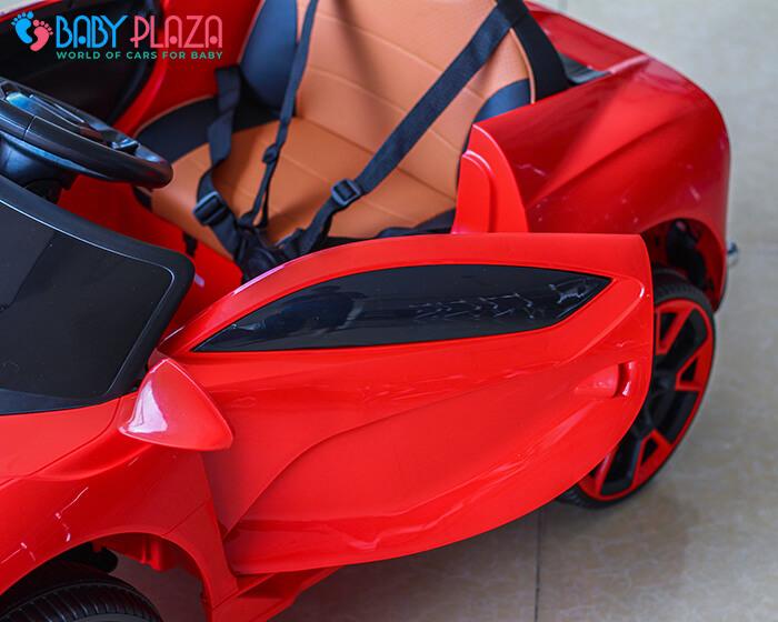 Xe hơi điện trẻ em BDQ 2199 ghế da 14