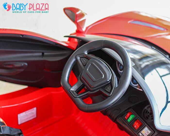 Xe hơi điện trẻ em BDQ 2199 ghế da 15