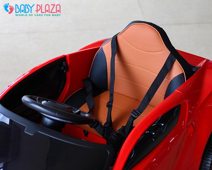 Xe hơi điện trẻ em BDQ 2199 ghế da 16