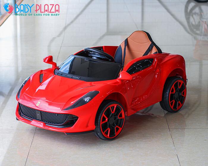 Xe hơi điện trẻ em BDQ 2199 ghế da 7