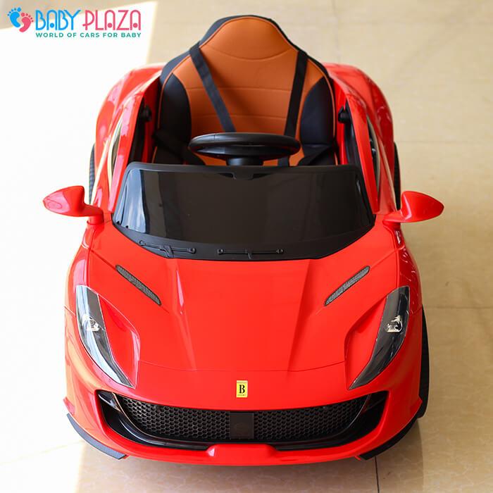 Xe hơi điện trẻ em BDQ 2199 ghế da 8