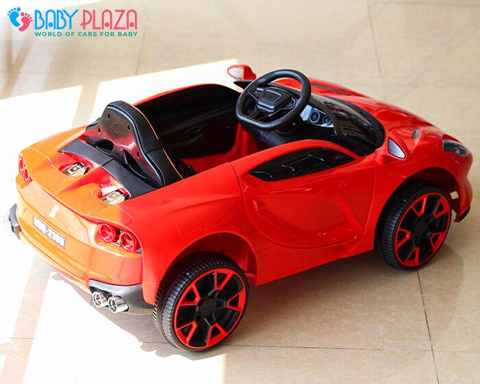 Xe hơi điện trẻ em BDQ 2199 ghế da 9
