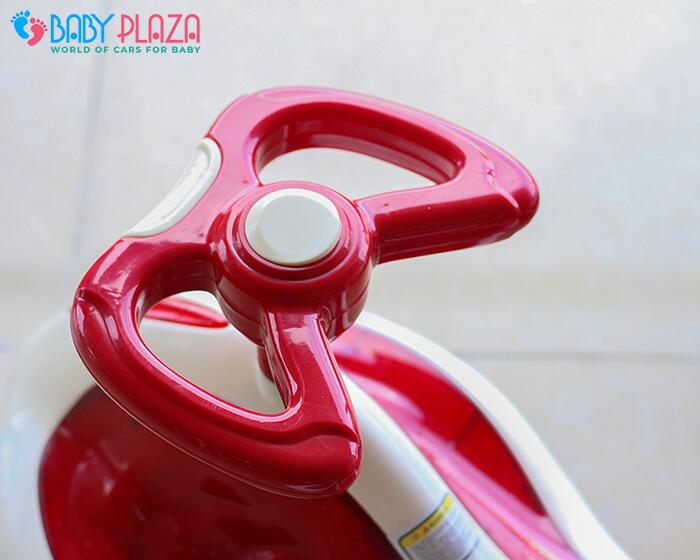 Xe lắc đồ chơi cho trẻ có đèn, nhạc XL-630 10