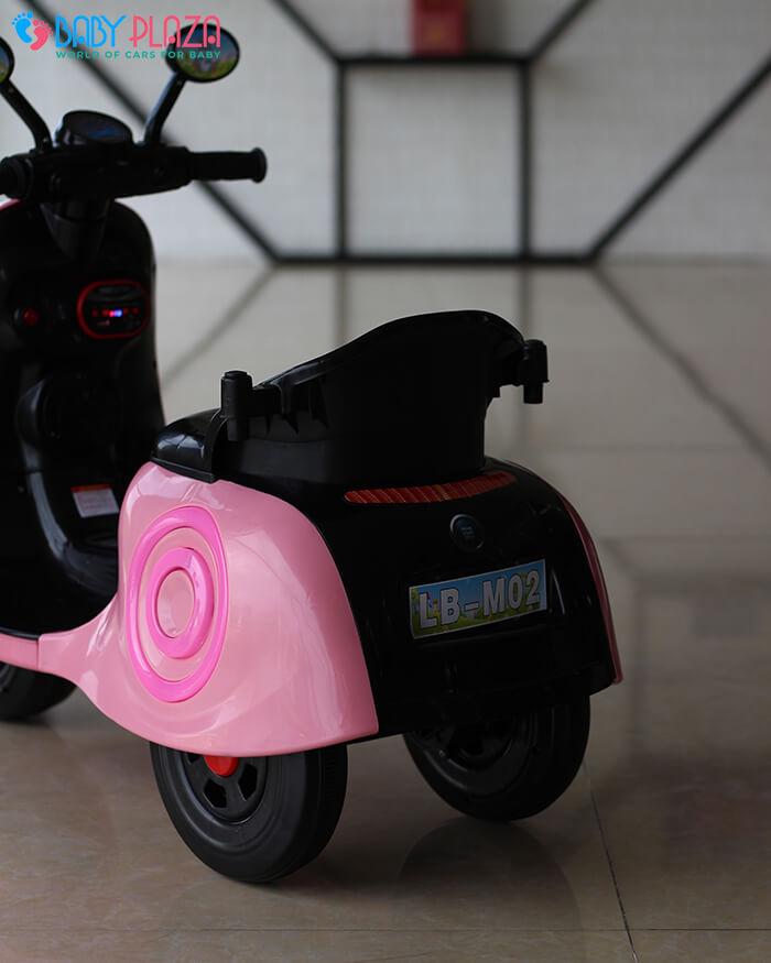 Xe máy điện cho bé LB-M02 cực đẹp 14