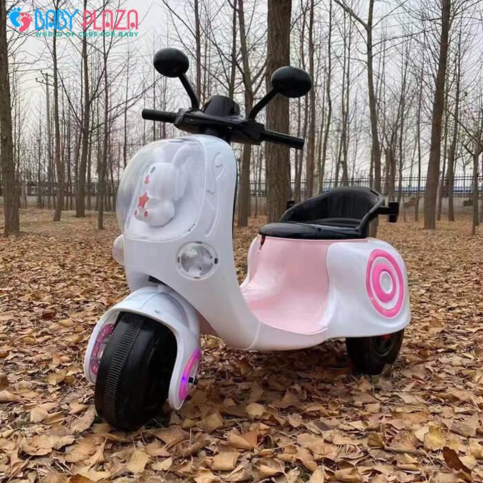Xe máy điện cho bé LB-M02 cực đẹp 2