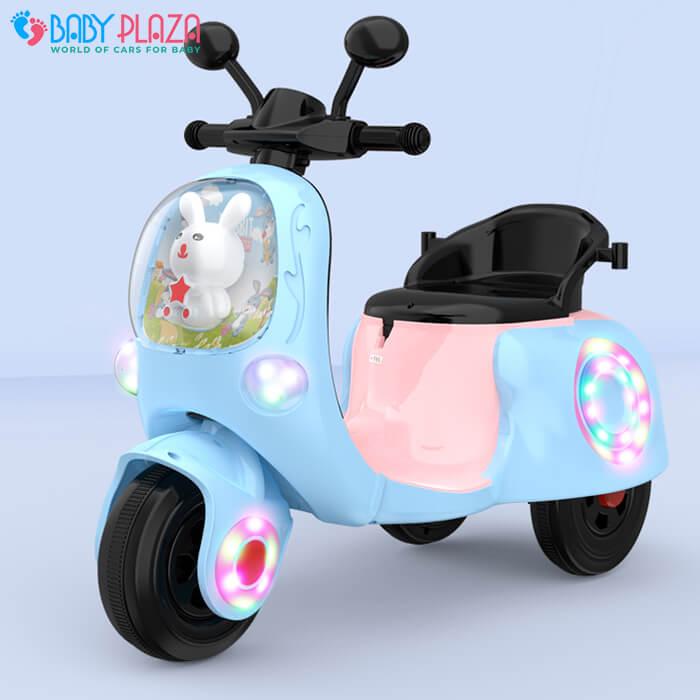 Xe máy điện cho bé LB-M02 cực đẹp 4