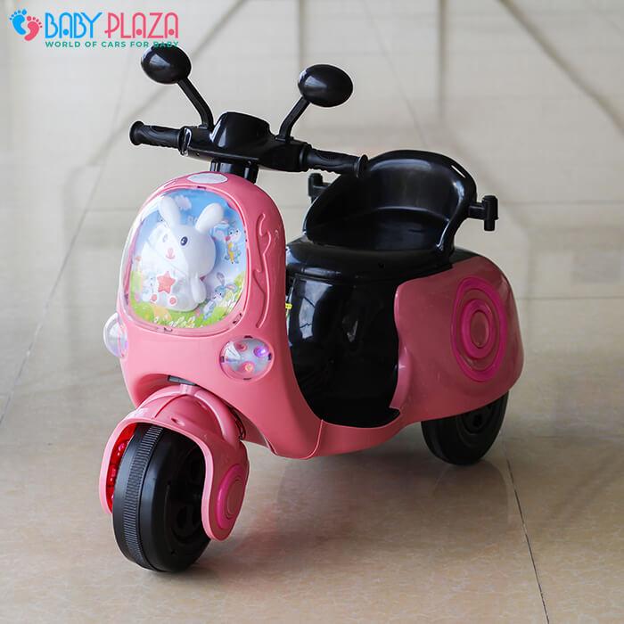 Xe máy điện cho bé LB-M02 cực đẹp 5