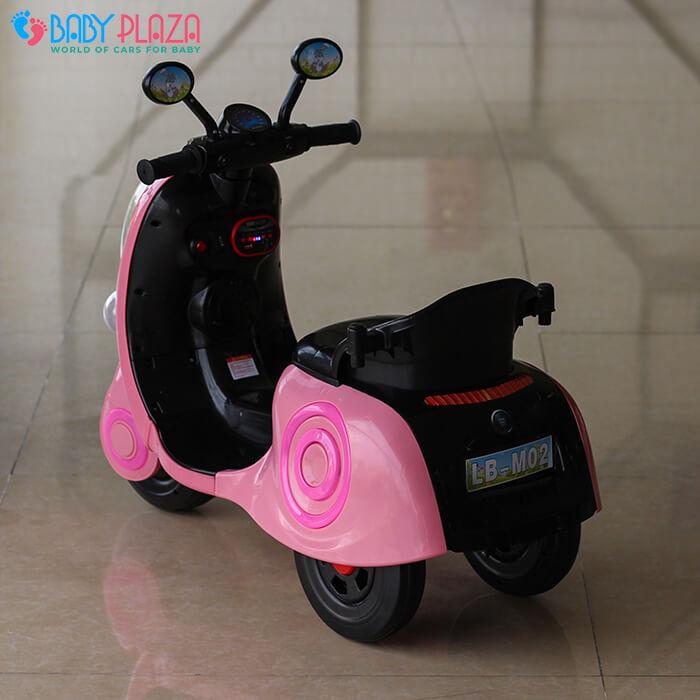 Xe máy điện cho bé LB-M02 cực đẹp 6