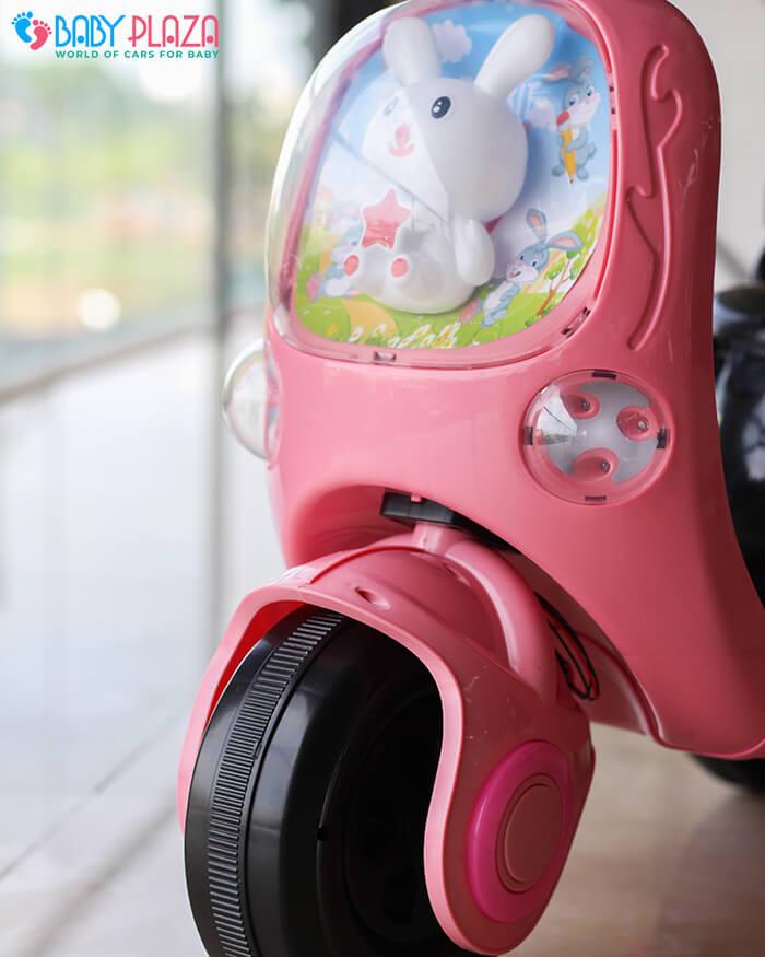 Xe máy điện cho bé LB-M02 cực đẹp 9