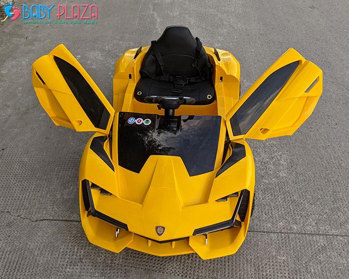 Xe hơi điện Lamborghini cho bé TA666 12